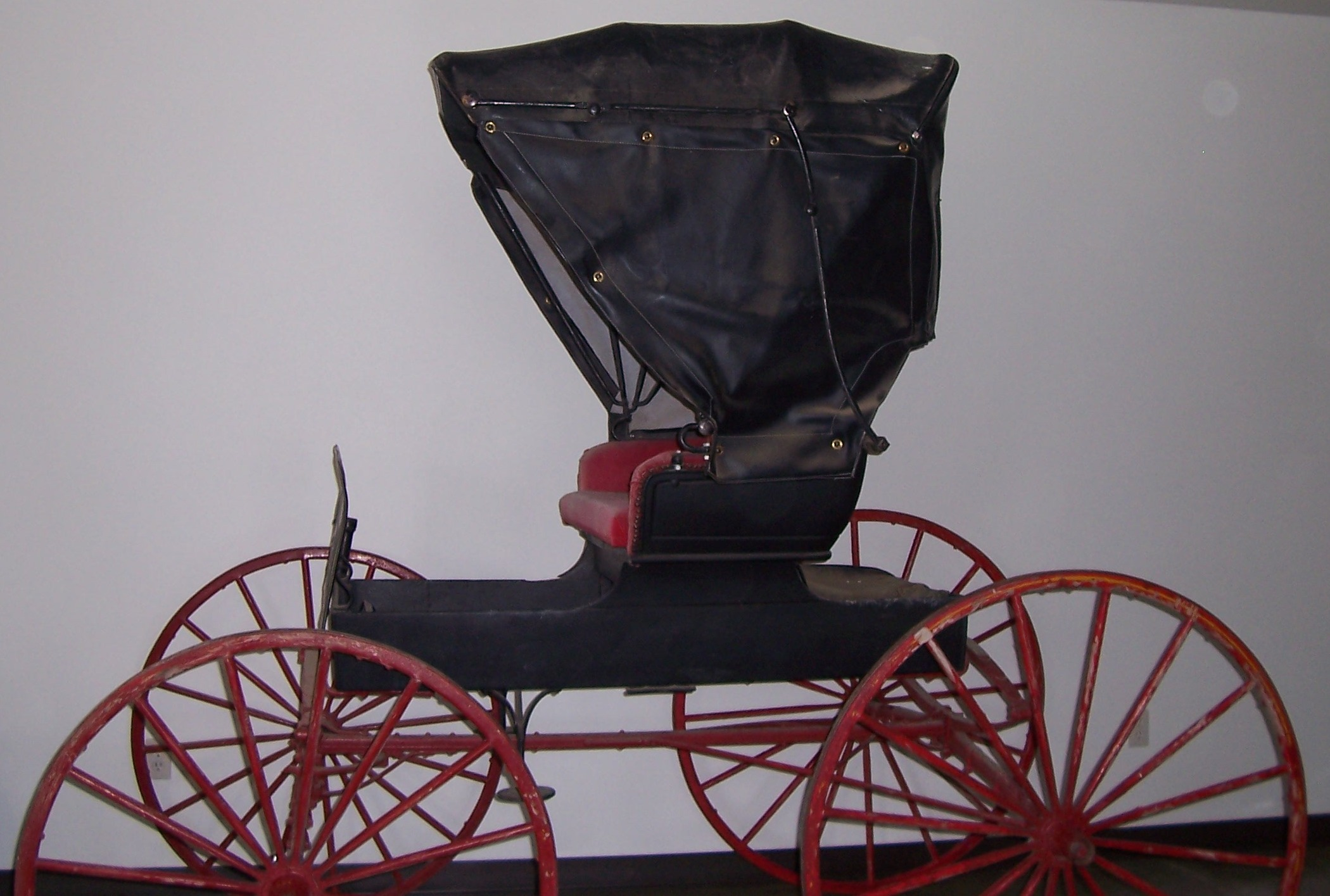 cropped wagon